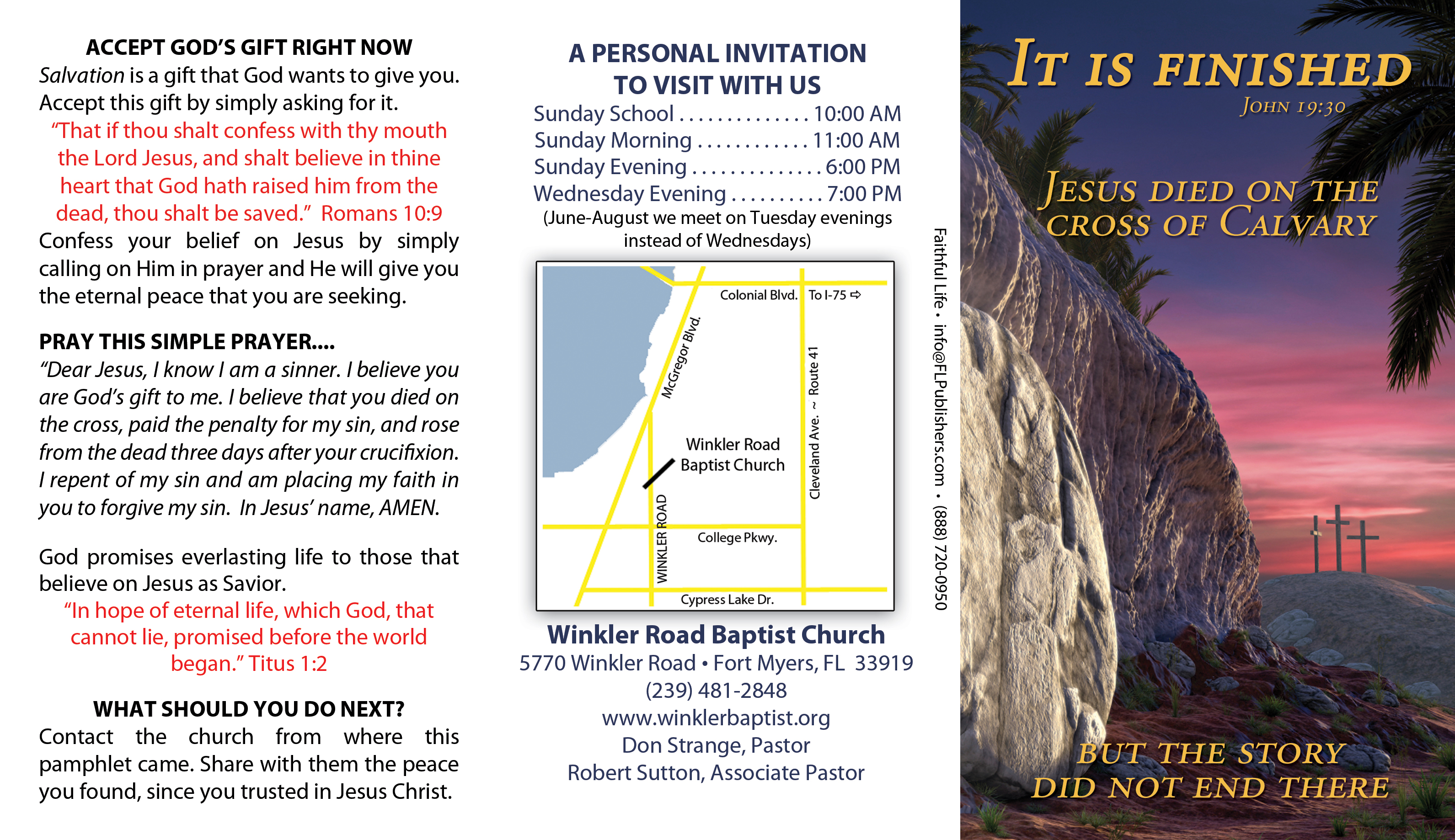 Pin Salvation-tracts-by-gospel-tract-society-inc on Pinterest
