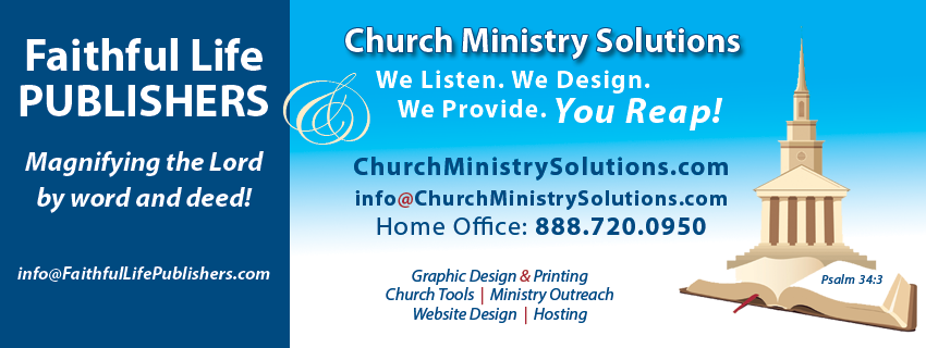 Faithful Life offering Church Ministry Solutions